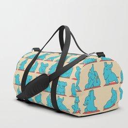Elephant Yoga Duffle Bag