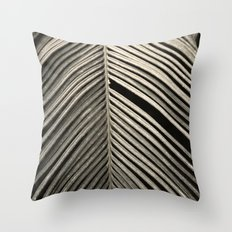 Minus One Throw Pillow