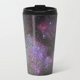North America Nebula and Pelican Nebula Travel Mug