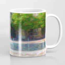 Paesaggio con fontana Coffee Mug