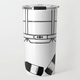 Hot/Sauce/Swag Travel Mug