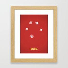 Kill Bill vol. 2 Framed Art Print