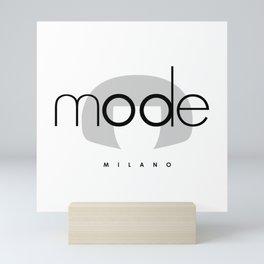 edna mode MILANO Mini Art Print