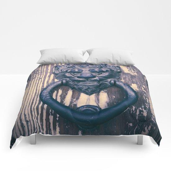 Lionhead Comforters