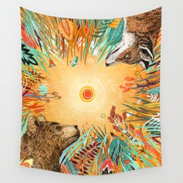 WHIRLWIND Wall Tapestry