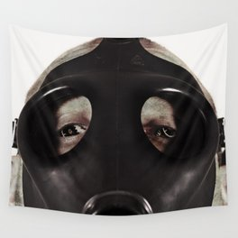 Mustard Gas Mechanic Wall Tapestry