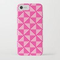 pyramid iPhone & iPod Cases featuring Pyramid by Matt Borchert