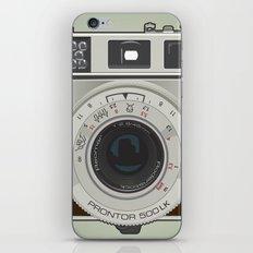 Vintage Camera II iPhone & iPod Skin