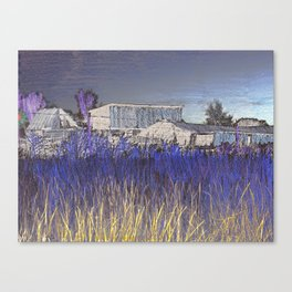 To Make a Scapegoat Canvas Print