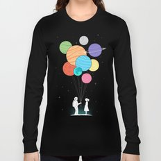 You are my universe Long Sleeve T-shirt