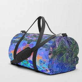 Temple of Dreams Duffle Bag