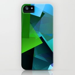Leaves and light ... iPhone Case