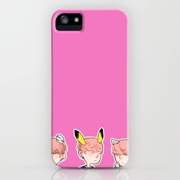 King of Rap (Buy 화양연화 Pt. 1 on iTunes) iPhone Case