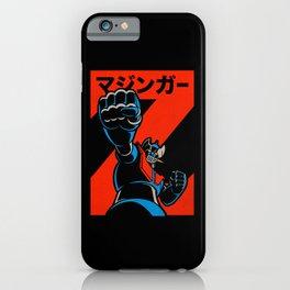 151 Mazinger Z Jap iPhone Case