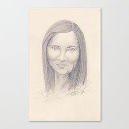Self Portrait 2 Canvas Print