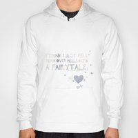fairytale Hoodies featuring Fairytale by  Dreambox Designs