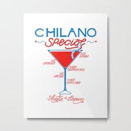 Chilano Special Metal Print