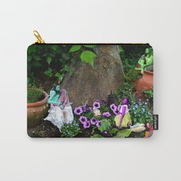 Intrepid Garden Gnomes Carry-All Pouch