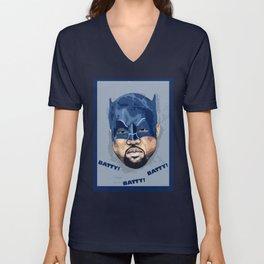 Bat-Ye Unisex V-Neck