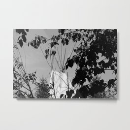 Teepee Metal Print