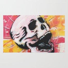 Gunga Skull 05 Rug