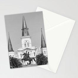 Didney Worl? B&W Stationery Cards