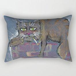 Hangover monday Rectangular Pillow