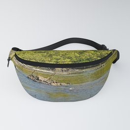 Beautiful river view Fanny Pack