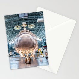 Shuttle Stationery Cards