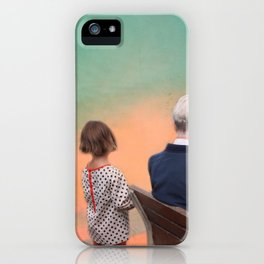 The wonderful stories of my grandfather iPhone Case