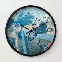 Drank Mazel Tov Wall Clock