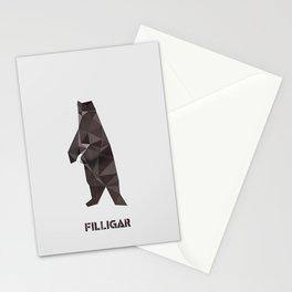 Filligar Bearsville Stationery Cards
