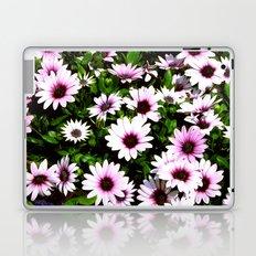 Purple stillness Laptop & iPad Skin