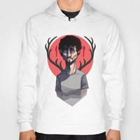 will graham Hoodies featuring Will Graham by nucleir