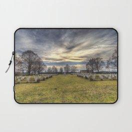 World War 2 War Graves Budapest Laptop Sleeve