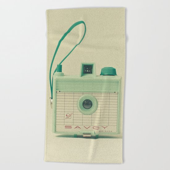 Mint Beach Towel