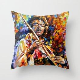 Halo Jimi Throw Pillow