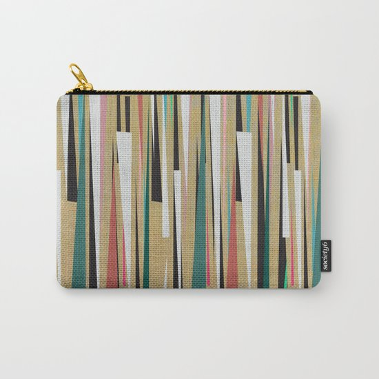 abstract 13 Carry-All Pouch