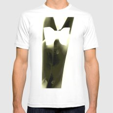 Vintage: X-Ray Fred Mens Fitted Tee MEDIUM White