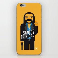 Santos Trinidad iPhone & iPod Skin
