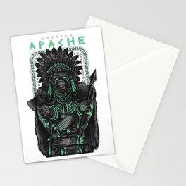 Monkey warchief Stationery Cards