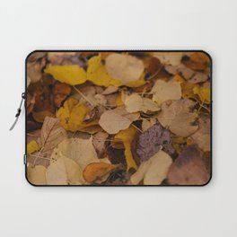 Fallen Leaves Laptop Sleeve