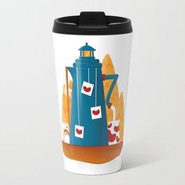 Tea Lighthouse Travel Mug