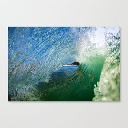 Tube Canvas Print
