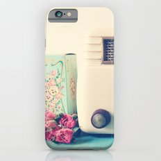 Retro Radio Slim Case iPhone 6s