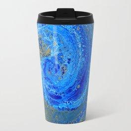 Spinning to infinity Travel Mug