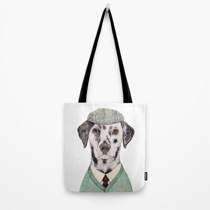 Dalmatian Mint Tote Bag
