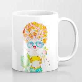 pink lemonade -- sweet, but tart. Coffee Mug