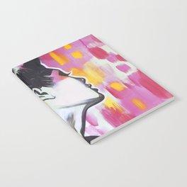 Neon Geisha Notebook
