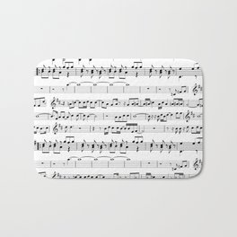 Musical Bath Mat